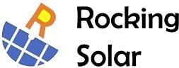 rocking solar logo